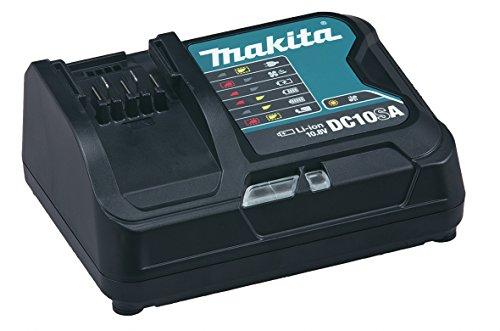 Makita 10,8V Akku-Schlagbohrschrauber DF331DSMJX1 4,0 Ah   96-teil. Set - 3