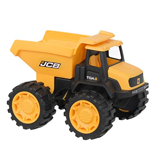 JCB - Kids Toys - JCB Construction Dump Truck Toy - Kids' Play Figures &...