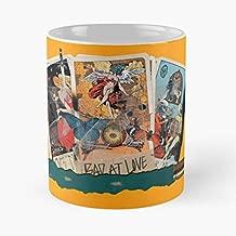 Hopeless Fountain Kingdom Tarot Cards Classic Mug - 11 Oz Coffee Mug- Unique Birthday Gift-the Best Gift For Holidays.