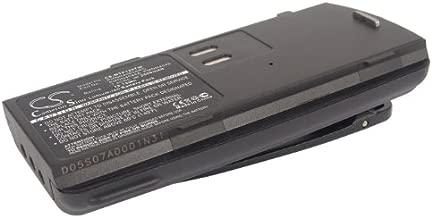 Cameron Sino 2500mAh Battery for Motorola AXU4100, AXV5100, BC120, CP125, GP2000, GP2000s, GP2100, P020, SP66, VL130