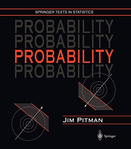 Probability (Springer Texts in Statistics)
