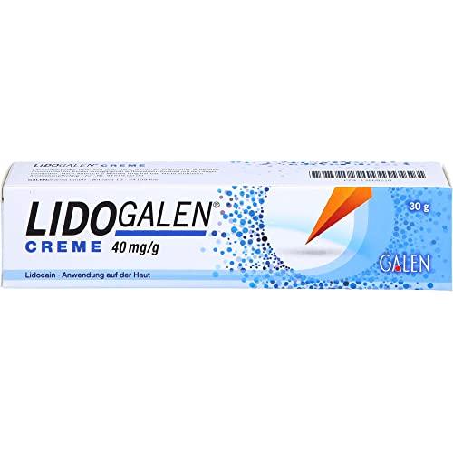 LIDOGALEN Creme, 30 g Creme