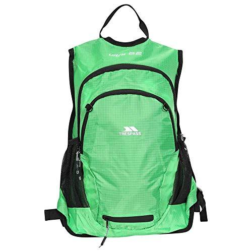 Trespass Ultra 22 Sac à dos léger Vert 22 l