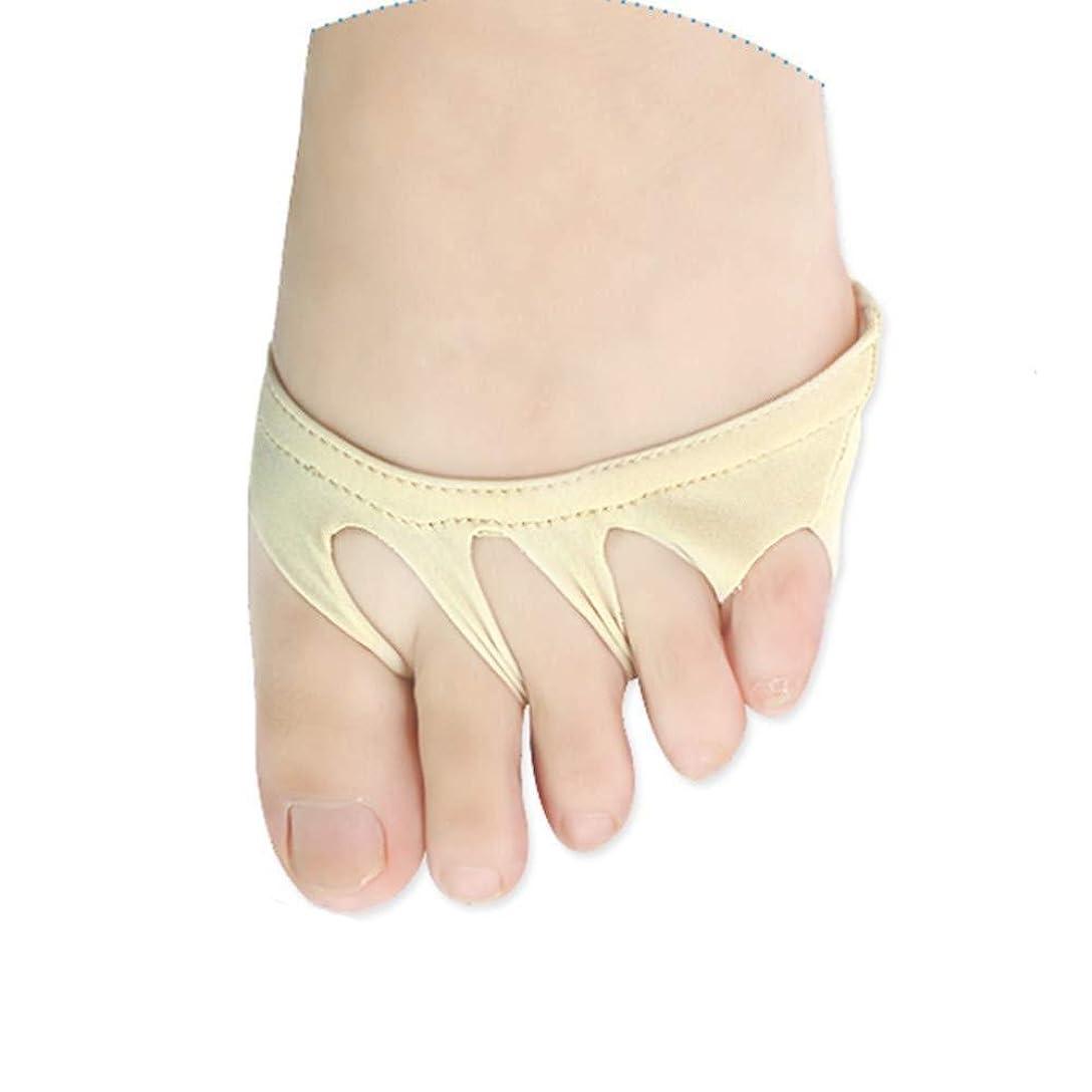 愛撫非武装化癌つま先セパレーター、つま先外反矯正のつま先セパレーターは、痛みを和らげるために親指を使用して外反母hallに毎日適用されます