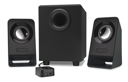 Logitech Z213 Altavoces multimedia ANALOG UK