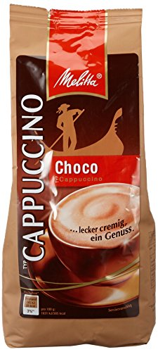 Melitta Cappuccino Choco, 12er Pack (12 x 400 g)