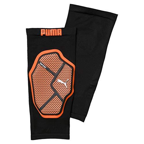 PUMA Future 2.1 Schienbeinschoner, Shocking Orange Black White, L