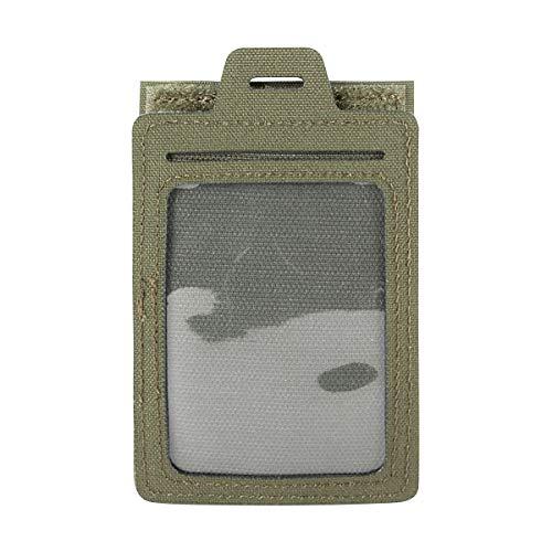 Tasmanian Tiger Unisexe - Adulte TT ID Card Office Porte-Carte d'identité Olive 13 x 8 cm