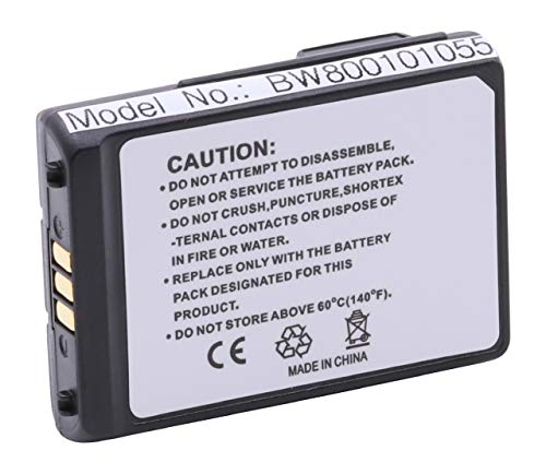 vhbw Li-Ion Akku 800mAh (3.7V) für schnurlos Festnetz Handy Alcatel Mobile 300 DECT, Mobile 400 DECT wie 3BN66305AAAA000828.