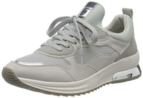 Tamaris Damen 1-1-23728-24 Sneaker, Grau (Grey Comb 221), 38 EU