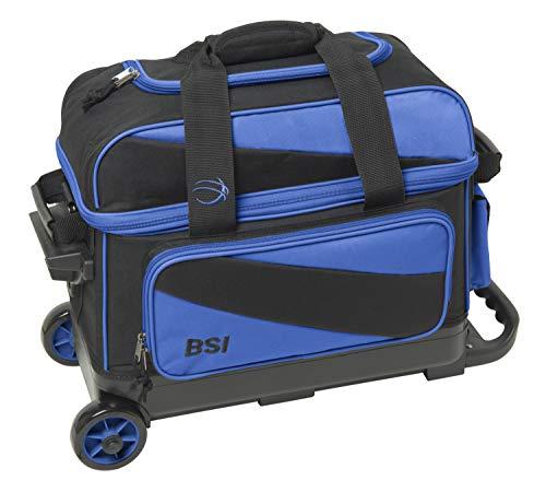 BSI Doppelrolle schwarz/blau