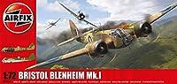 エアフィックス 1/72 イギリス空軍 ブリストル ブレニム Mk.1 プラモデル X4016