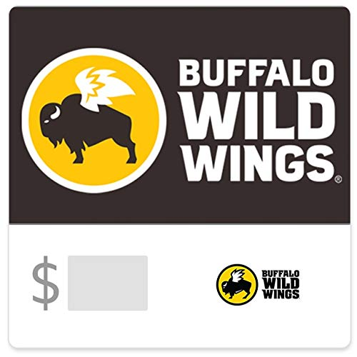 Buffalo Wild Wings Email Gift Card