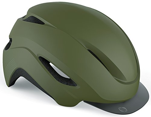 Rudy Project Helm Central Olive Green Matte S/M Unisex Erwachsene