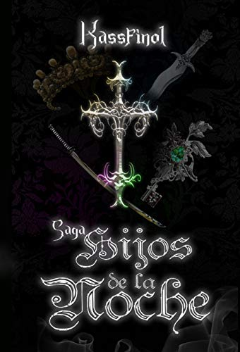 Saga Hijos de la Noche (Completa 4 libros): Romance Paranormal eBook: Kassfinol: Amazon.es: Tienda Kindle
