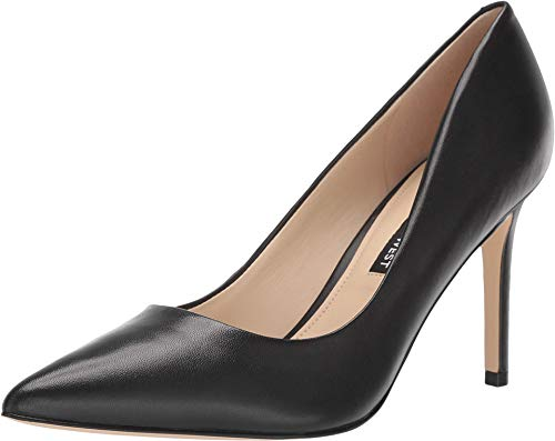 NINE WEST Women's WNEZRA Pump, Black001, 7