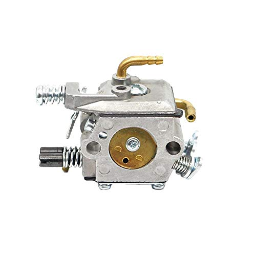 Dafengchui 1pc Carburetor Fit for MP16 45cc 52cc 58cc Motosierra Carb 2 Stroke Motor 4500 5200 5800 Motosierra Gasolina Herramientas de jardín (Color : Carburetor)