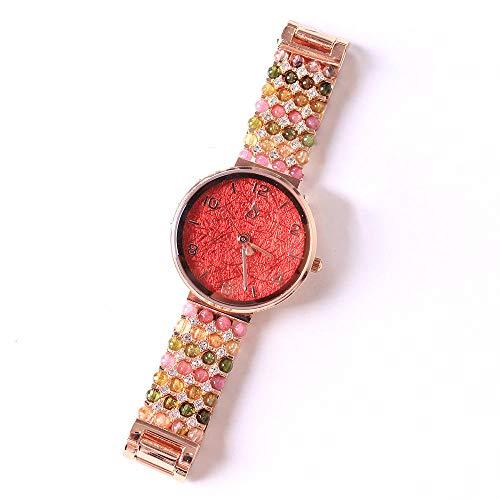Brasilien Turmalin Armbänder Uhr Kristall Mode Armband-010