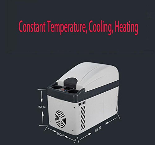 Learn More About Suitable for car/home 20L Dual-Core Refrigeration Car Refrigerator El