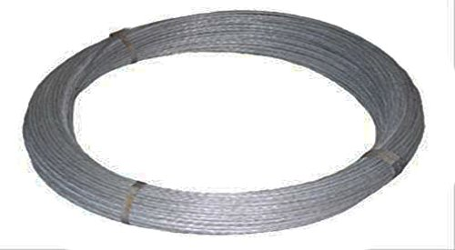 """ROHN 1/4EHS500 1/4"""" Extra High Strength Guy Wire for ROHN Tower - 500'"""