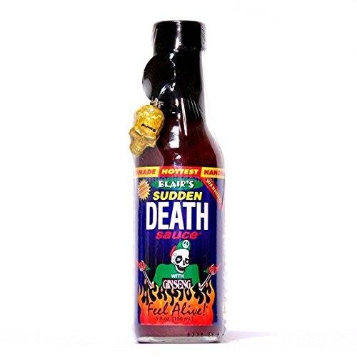 Blair's Sudden Death Sauce XX Hot (Schärfe 9)