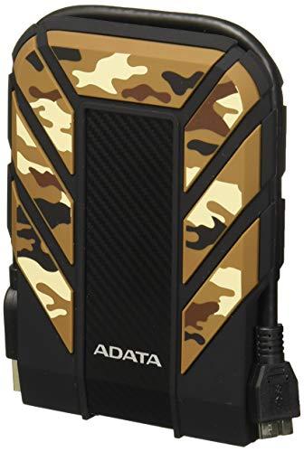 Adata AHD710MP-1TU31-CCF Disco Duro Externo Portátil HD710M Pro Resistente a Golpes, protección contra…