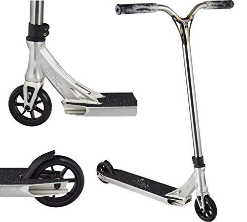 Ethic Artefact V2 Stunt-Scooter Komplett (gebürstet)