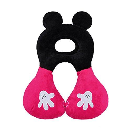 Inchant bébé enfant Head Neck Support Appui-tête pour 6 mois à 2 ans Bébé, Les meilleurs cadeaux pour enfants en bas âge