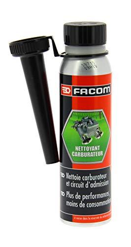 Facom 006010 - Limpiador de carburador, 200 ml, para Coche de Gasolina y Moto (2T o 4T)
