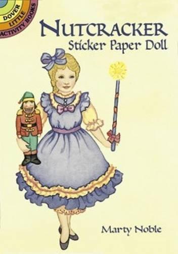 Nutcracker Sticker Paper Doll (Dover Little Activity Books)