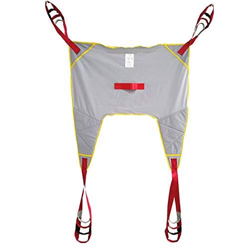 WPY Toilettenschlinge Patient Lifter, Stiege Transfe Gürtel Mit Einstellbar Höhe (Maximale Belastung 230 kg)