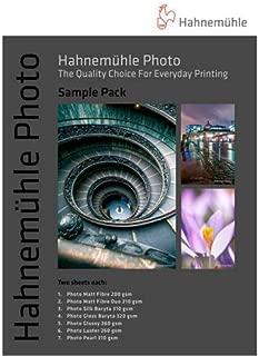hahnemuhle sample pack