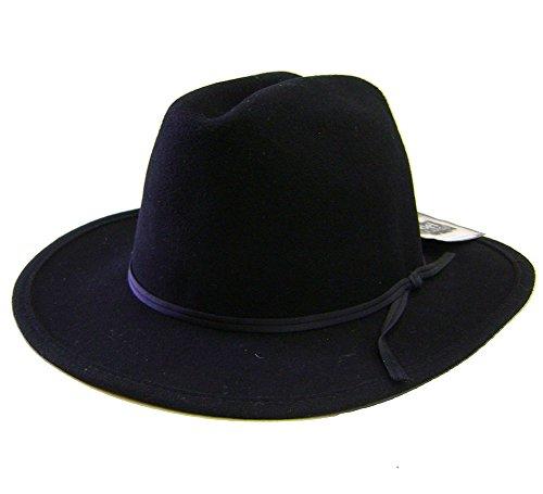 Modestone Unisex Cattleman Kids Fabric Ribbon Hatband Renegade Chapeaux Cowboy O/S