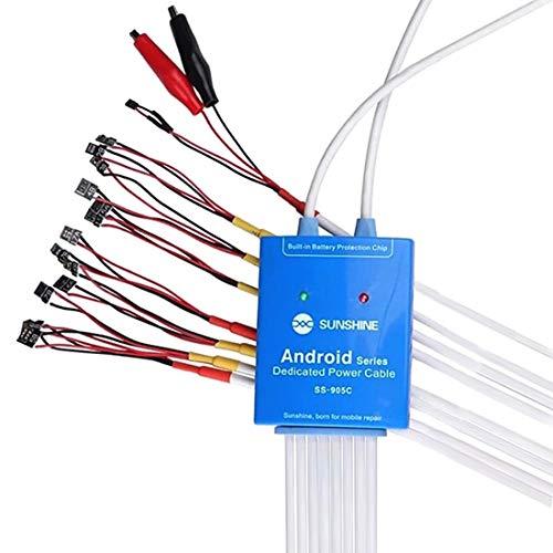 Dmtrab Sunshine SS-905C Profesional del Servicio Telefónico Dedicado Cable de alimentación for la Serie androide