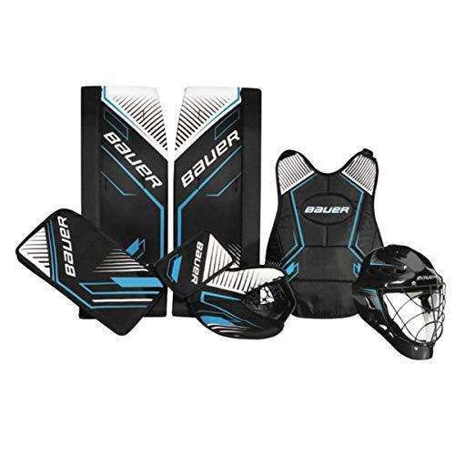 BAUER Recreational Streethockey Goalie Set 24' 5-teilig 1053439, Größe:24 Zoll