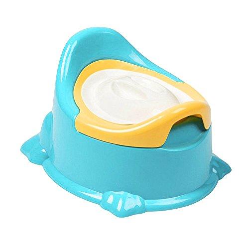 Vasino, vasino per bambini, sedile per imparare a usare il vasino, rimovibile, facile da pulire, comodo ed ergonomico per imparare a usare il vasino