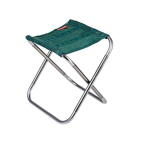 WJXBoos Sillas de camping Silla de picnic portátil compacta ultraligera plegable mochila adecuada para exteriores, camping, picnic, senderismo