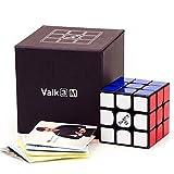 CuberSpeed QiYi Valk 3 M 3x3 Black Speed Cube QiYi MoFangGe The Valk 3 Magnetic 3X3X3 Cube