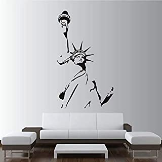 Vectry Sticker Mural Autocollants decoratifs Cadre Decoration Murale Salon Sticker Mural Argent