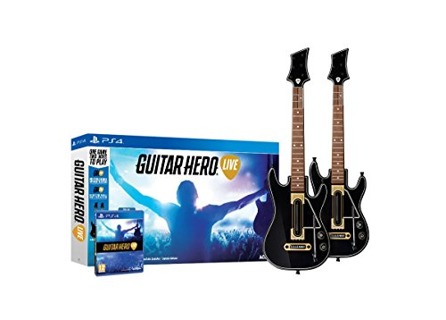 Guitar Hero Live 2 Guitar Bundle (Amazon Exclusive) [Importación Inglesa]