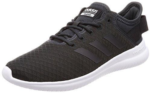 adidas Damen CF QT Flex Traillaufschuhe, Grau (Carbon/Carbon/Negbas 000), 40 2/3 EU