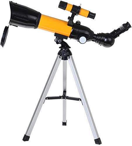 HJTLK Astronomical Telescope 120x F36050N 360x50mm Monocular Zoom Astronomical Telescope Tripod Space Spotting Moon Meteor For Kids Beginners