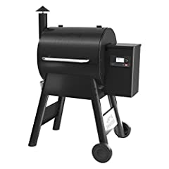 Never use gas or charcoal again: cooking with wood just tastes better. Traeger created the original wood-pellet grill as the ultimate way to achieve wood-fired taste Connected home technology: Built-in WiFIRE connects your grill to home WiFi and the ...