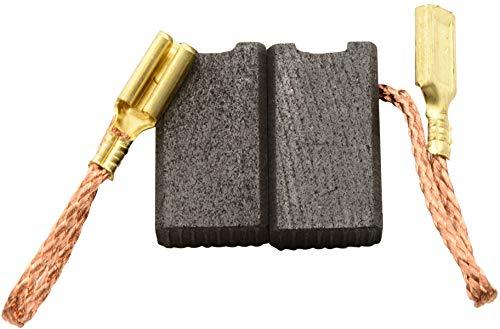Escobillas de Carbón para VIRUTEX FR92D fresadora - 5x9x15,5mm - 2.0x3.5x5.9