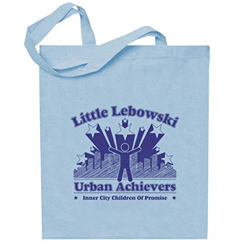 Big Lebowski Inspired Urban Achievers Totebag