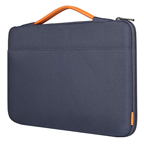 Inateck 14 Zoll Stoßfestes Laptop Tasche Hülle Wasserdicht Notebook Sleeve Case Schutzhülle Kompatibel 15 Zoll MacBook Pro 2016-2019,14 Zoll HP Stream 14/2017 Lenovo ThinkPad X1 Yoga/14 ThinkPad A475
