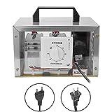 LBWNB 35000 MG/H Generador De Ozono Comercial Ozonizador Máquina De Desinfección De Limpieza para Ambientador De Purificador De Aire Resistente A Desodorante Y Formaldehído