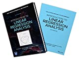 Introduction to Linear Regression Analysis, Book + Solutions Manual Set