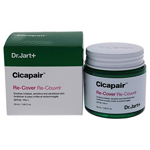 Dr. Jart+ Cicapair Re-cover Cream Spf 40, 1.85 Oz