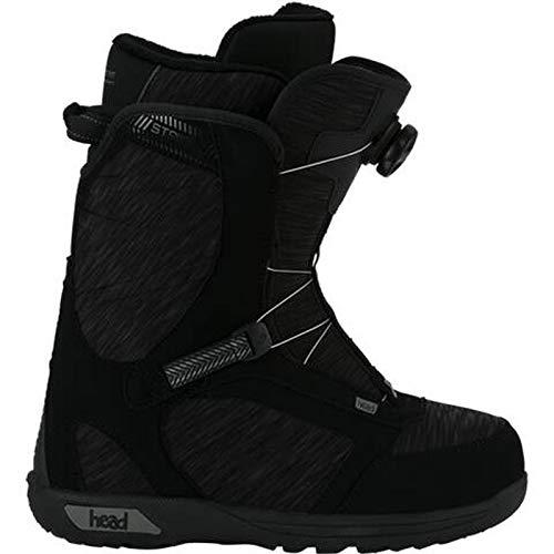 HEAD Herren Strike LYT BOA Walking-Schuh, Black, 46 EU